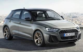 Новый Audi A1 2018