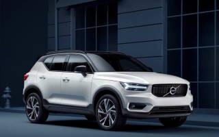 Обзор Volvo XC40 2018