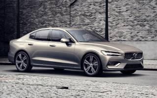 Обзор Volvo S60 2018