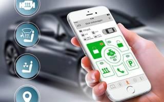 Автомобильная GSM сигнализация