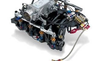 Как работает инжекторный двигатель?