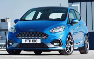 Обзор Ford Fiesta ST 2018