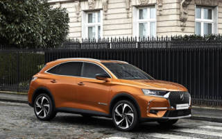 Обзор DS 7 Crossback 2018