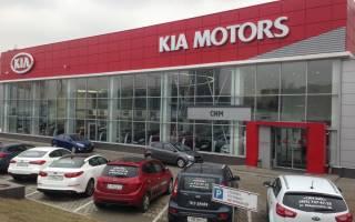 Самые популярные модели Kia в России