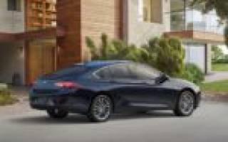 Обзор Buick Regal 2017