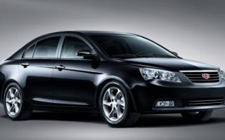 Geely Emgrand 7 2017