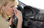 Как устранить запах бензина с различных вещей