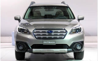 Subaru Outback 2015 — обновление легенды