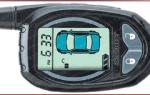 Сигнализация Sheriff 5BTX925LCD (ZX-925) с обратной связью