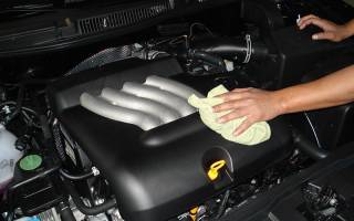 Можно ли мыть двигатель автомобиля на автомойке