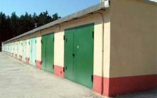 Как арендовать землю под гараж
