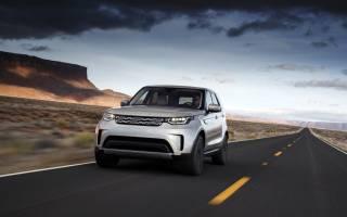 Обзоры Land Rover, тест