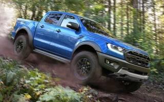 Обзор Ford Ranger Raptor 2019