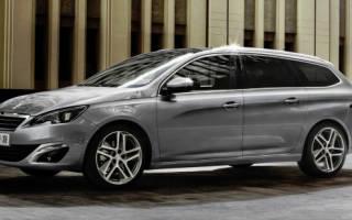 Peugeot 308 SW 2018