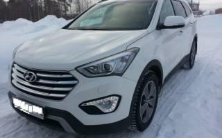Hyundai Grand Santa Fe 2014