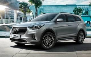 Обновленный Hyundai Grand Santa Fe уже в продаже