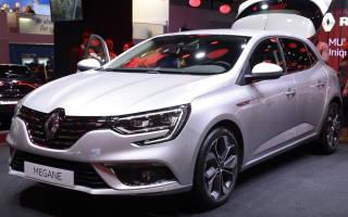 2016 Renault Megane IV