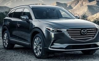 Официальный дебют Mazda CX