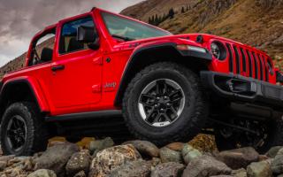 Обзор Jeep Wrangler 2018