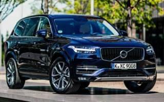 Обзор Volvo XC90 2018