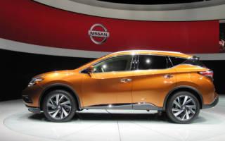 Обзор Nissan Murano 2016