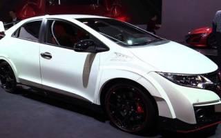 Новый Honda Civic 2015