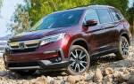 Объявили цены в России на новый Honda Pilot