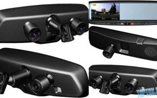 ТОП-9 автомобильных видеорегистраторов XPX