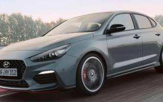 Обзор Hyundai i30 Fastback 2018