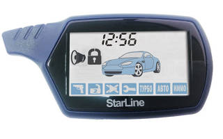 Как включить и настроить автозапуск на сигнализации StarLine