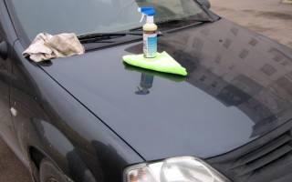 Cухая мойка автомобилей, принцип работы