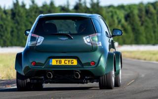 Обзор Aston Martin Cygnet V8 2018
