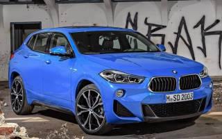 Цена нового BMW X2 в России