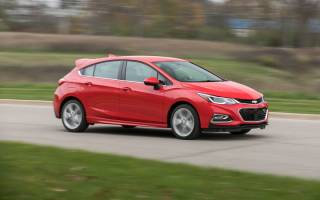Обзор Chevrolet Cruze Hatchback 2019