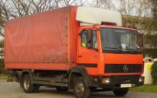 Выбираем подержанный грузовик