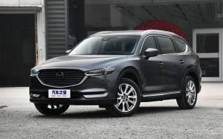 Обновленная Mazda CX