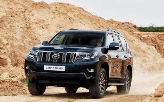 Новый Toyota Land Cruiser Prado улучшили для России