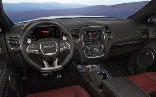 Обзор Dodge Durango SRT 2018