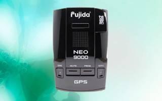 Радар-детектор Fujida Neo 9000 (как обновить прошивку)
