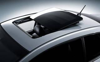 Как установить люк на крышу автомобиля?