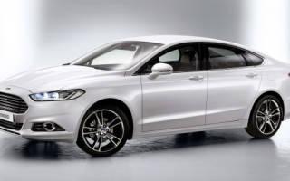 Новое поколение Ford Mondeo Mk 5 2014