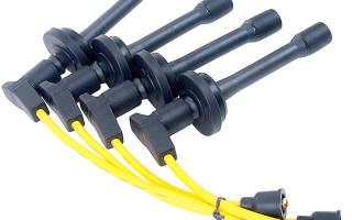 Высоковольтные провода на свечи зажигания