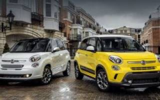 Fiat 500L Wagon 2018