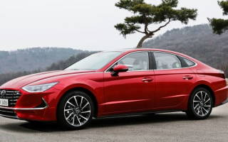 Hyundai Sonata уже в Украине, описание и фото