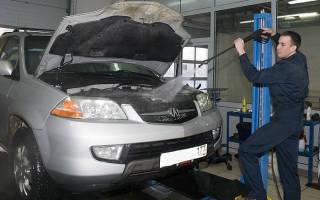Как самому помыть двигатель автомобиля?