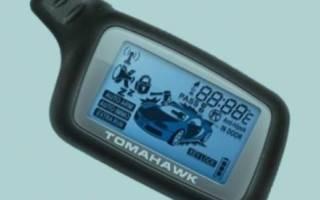 Как узнать модель сигнализации Tomahawk по брелку