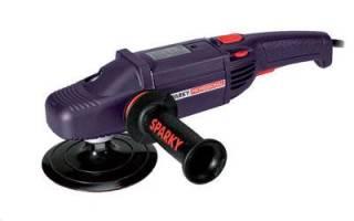 Sparky pmb 1200: полировальная машинка для авто