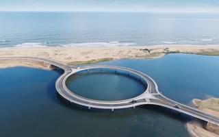 Самые необыкновенные автомобильные мосты