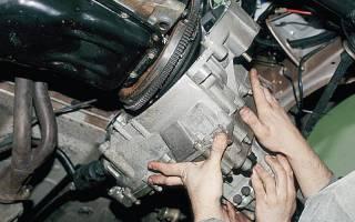 Схема работы коробки передач ВАЗ 2110