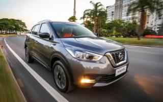 Nissan Kicks 2017, обзор нового кроссовера